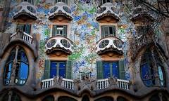 Balconnes y Ventanas Casa Batlló