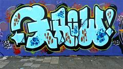 Graffiti Delft (Akbar Sim) Tags: streetart holland netherlands graffiti nederland delft irenetunnel akbarsimonse akbarsim