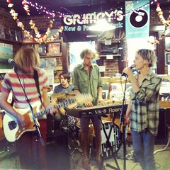 POND (emily_quirk) Tags: pond nashville vinyl australia perth recordstore instore grimeys instoreperformance jaywatson tameimpala emilyquirk nickallbrook beardwivesdenim cameronavery