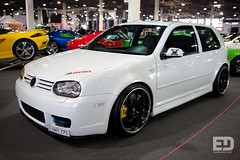 """VW Golf mk4 white • <a style=""""font-size:0.8em;"""" href=""""http://www.flickr.com/photos/54523206@N03/7039046331/"""" target=""""_blank"""">View on Flickr</a>"""
