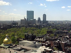 City View (gsmgreg75) Tags: boston spring bostoncommon backbay beaconhill johnhancocktower prudentialtower 111huntington massachusettsstatehouse mygearandme