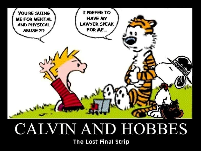 Calvin e haroldo tirinhas online dating