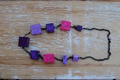 prove catalogo 017 (Basura di Valeria Leonardi) Tags: basura collane polistirolo reciclo cartadiriso riciclo provecatalogo