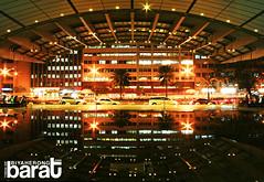 Makati City: Stock Exchange Tower Lobby (Biyaherong Barat) Tags: park tower triangle metro philippines stock lobby manila makati exchange ayala ncr