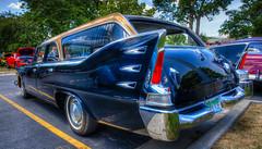 1960 Plymouth Fury wagon HDR (hz536n/George Thomas) Tags: summer june canon wagon lab michigan plymouth orphan canon5d mopar flint hdr fury stationwagon 2012 1960 smrgsbord photomatix labcolor ef1740mmf4lusm cs5 hz536n sloan2012 sloanmuseumautofair