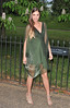 Amber Le Bon The Serpentine Gallery Summer Party held in Hyde Park - Arrivals. London, England
