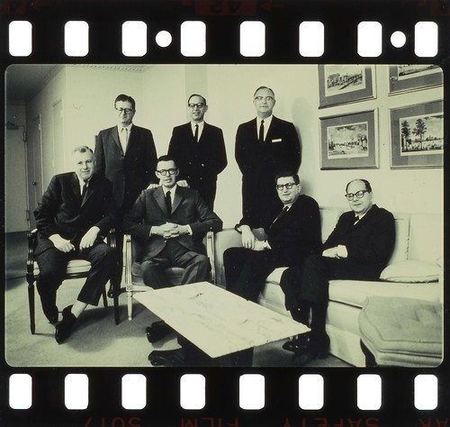 Marsteller's Board of Directors, 1960 by BMGlobal, on Flickr