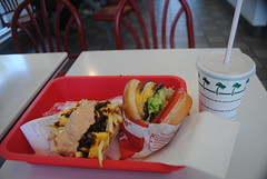 In-N-Out Burger (www78) Tags: california mountain view burger fries shake innout