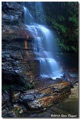 IMG_0291 (Steve Daggar) Tags: waterfall bluemountains lawson southlawsonwaterfall