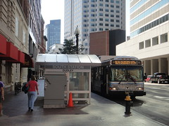 MBTA Silver Line at South Station (quiggyt4) Tags: cambridge bus car boston retail shopping subway europe downtown publictransportation traffic mit massachusetts harvard redsox newengland pedestrian transportation transit bruins mbta logan patriots streetscape commuterrail celtics zone brt southstation downtowncrossing facebook busrapidtransit ronpaul ows occupy twitter 5photosaday planetizen hubway occupywallstreet