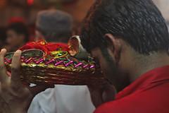 Artefacts of Devotion (mshehram) Tags: lal asiasociety sehwan qalandar lalshahbazqalandar