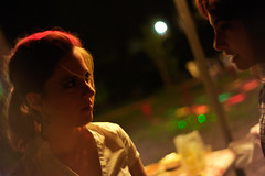 (Choollus) Tags: italien girls friends party summer italy woman amigos girl rock 50mm noche donna mujer nikon punk italia fiesta chica estate femme july rimini fete julio silvia verano punkrock noite nightlife frau festa amici pinkhair beatrice nuit fille notte italie ragazza emiliaromagna romagna luglio nighit 18d madchen bellaria nikod700