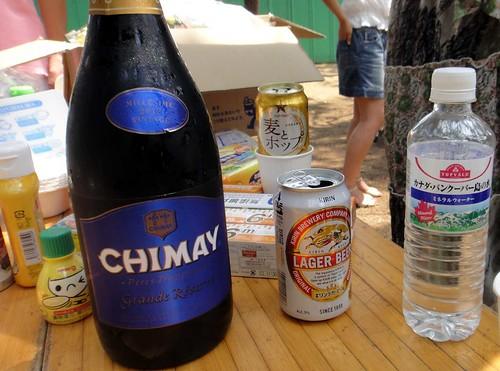 20120729お台場bbq〜chimey beer
