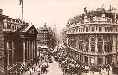 London - Mansion House and Cheapside Prior to 1916 (pepandtim) Tags: old uk england house france london church st bells de french early stereoscopic war cathedral mayor britain postcard great pauls battle front lord company nostalgia german bow western nostalgic series mansion pas rue jeanne eglise calais meuse cheapside 1916 verdun 1752 bertaux 1739 armies lesco audruicq 07021916