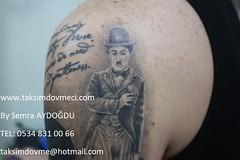 Charlie Chaplin portret tattoo part 3 / portre dovme (taksim beyolu dvmeci) Tags: woman art tattoo artist femme models drawings istanbul tattoos taksim examples vrouwen tatouage bayan mannen kiz modle modelleri dovme izimler dovmeciler taksimdovme dovmemodelleri dovmesi