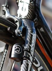Carbon bike - Eneco Tour 2012 (Wouter de Bruijn) Tags: race cycling brakes uci worldtour enecotour