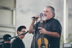 Los Lobos - Outdoor Concert at Center for the Arts (Jackson Hole Center for the Arts) Tags: music los livemusic july jackson wyoming lobos jacksonhole 2012 loslobos centerpark centerforthearts katygray katygrayphotography