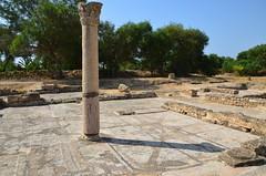 Roman-Byzantine site of Pupput (3) (Prof. Mortel) Tags: roman tunisia byzantine pupput