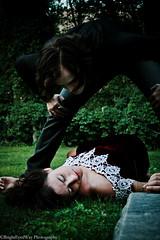 Hyde VI (Bright Eyed Way Photography) Tags: cemetery graveyard innocent strangle hyde murder choke jekyll