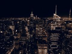 South Manhattan by night (New York, USA 2012) (paularps) Tags: nyc travel usa holiday newyork nature america vakantie flickr manhattan unitedstatesofamerica culture olympus leisure amerika 2012 reizen flickrcom destinations thebigapple vakantiefotos adventuretravel arps newyorkphotography paularps epl1
