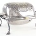 2083. Hukin & Heath Silver Plate Breakfast Server