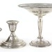 2065. Four Sterling Silver Table Articles