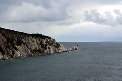 the needles (Carpe Feline) Tags: cliffs isleofwight englishchannel chine theneedles osbournehouse carisbrookecastle carpefeline queenvictoriaandprincealbert thesolvent