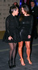 Kourtney Kardashian and Kim Kardashian Kardashian Kollection for Dorothy Perkins launch party at Aqua - Arrivals. London, England