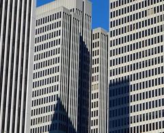 Urban Lines (1Flatworld) Tags: sanfrancisco california usa lines shadows market geometry sony angles embarcadero bayarea rx100