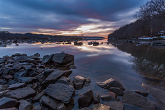The Light at the End of the River (ken.krach (kjkmep)) Tags: maryland susquehannastatepark
