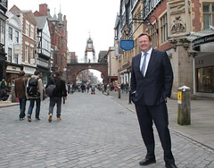 "Stephen Mosley MP in Chester City Centre • <a style=""font-size:0.8em;"" href=""http://www.flickr.com/photos/51035458@N07/13603206063/"" target=""_blank"">View on Flickr</a>"