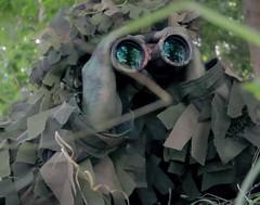 Special Reconnaissance (ssr.dk) Tags: observation special camouflage ssr forsvaret ghillie spotter hæren melding overvågning kikkert hjemmeværnet støtte særlig rekognoscering observatør finskytte finskytter rapportering camouflagedragt