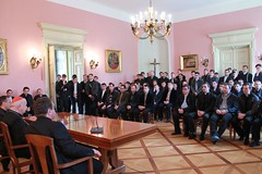Întâlnirea cu Cardinalul Stanislaw Dziwisz (4)