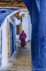 chaouen I (arg264) Tags: africa azul nikon viajes morocco chaouen arg marruecos moroco tanger tetuan bereber chauen xauen chechaouen antonioruiz