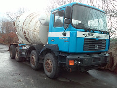 MAN 32.364 (Vehicle Tim) Tags: man truck bau beton fahrzeug lkw betonmischer f2000