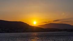 Sunset (Ava Babili) Tags: sunset sea nature greece