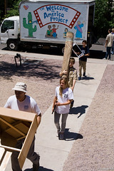 Deliveries: May 21, 2016 (TheWelcometoAmericaProject) Tags: arizona phoenix truck refugee refugees volunteers az delivery volunteer volunteerism socialservices welcometoamerica wtap welcometoamericaproject