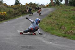 race (paul_r_fitzgerald) Tags: ireland dublin mountain hill skating slide downhill longboard skateboard longboarding longboarder ticknock dublinlongboardcrew