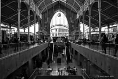 Mercado de Colón. (Raúl Marín) Tags: valencia arquitectura modernismo mercadodecolón modernismovalenciano