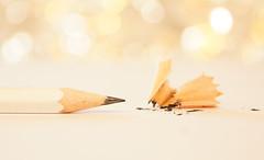 Ready to write (Okan AKGL) Tags: macro pencil point dof bokeh sony shaving write kalem a58 yazmak alpha58