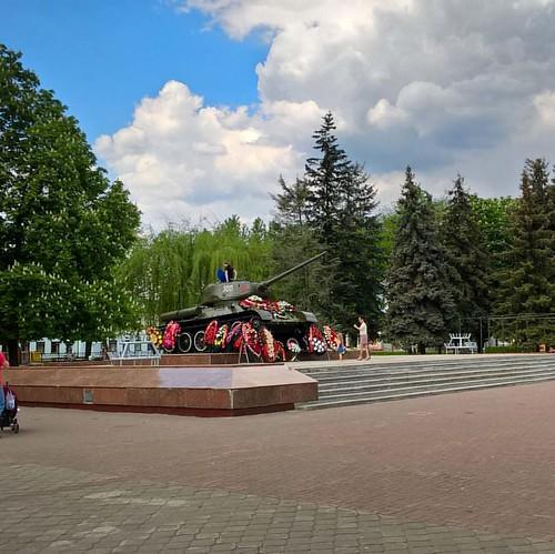 #Танк в #Бобруйск #lumia650
