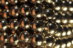 An Unflattering Light (eddi_monsoon) Tags: portrait selfportrait self magnets 365 selfie buckyballs magneticballs threesixtyfive