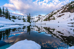 DSC03207 (www.mikereidphotography.com) Tags: snow reflection ice mountbaker northcascades