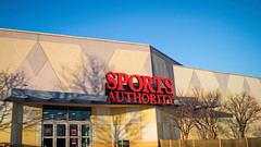 Sports Authority (Nicholas Eckhart) Tags: usa retail mi america mall us exterior auburn hills stores outlets greatlakescrossing outletmall 2016 sportsauthority