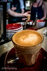 Love coffee (Alex Chilli) Tags: morning london love coffee londonbridge heart good grind