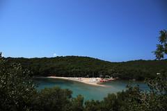 Syvota, Greece (Vojinovic_Marko) Tags: travel sea beach water nikon hellas greece sivota ioniansea ionian syvota  grka   jonskomore d7200 nikond7200