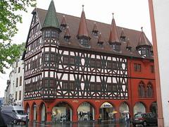 Altes Rathaus Fulda (willi.kampf) Tags: hessen fulda rhn fachwerk fachwerkhaus altesrathaus