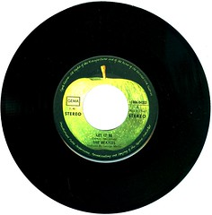 41 - Beatles, The - Let It Be - D - 1970-- (Affendaddy) Tags: apple germany 1970 emi thebeatles letitbe electrola youknowmyname vinylsingles collectionklaushiltscher british1960sbeat 00604353