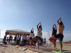 hatha yoga Hibernis Mare 22 mayo 2016 (1) (Visit Pilar de la Horadada) Tags: yoga playa alicante roller invierno recharge hatha patinaje costablanca voley zumba ludoteca pilardelahoradada vegabaja milpalmeras hibernismare