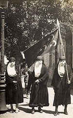Egyptian women demonstrating during the 1919 Egyptian Revolution. [220x343] #HistoryPorn #history #retro http://ift.tt/28J4Kmg (Histolines) Tags: history during women retro revolution egyptian timeline 1919 demonstrating vinatage historyporn histolines 220x343 httpifttt28j4kmg